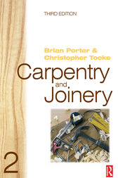 Carpentry and Joinery 2 by Brian Porter