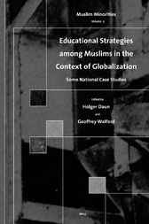 Educational strategies among Muslims in the context of globalization by H. Daun