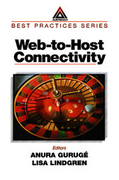 Web-to-Host Connectivity by Anura Guruge