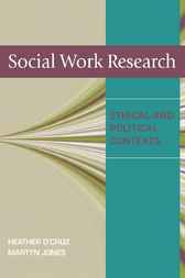 Social Work Research by Heather D'Cruz