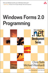 Windows Forms 2.0 Programming by Chris Sells