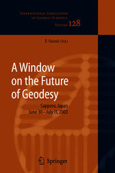 A Window on the Future of Geodesy