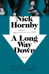 A Long Way Down (Movie Tie-In) by Nick Hornby