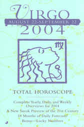 Total Horoscopes 2004: Virgo