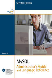 MySQL Administrator_s Guide and Language Reference by MySQL AB
