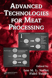 Advanced Technologies For Meat Processing by Leo M.L. Nollet