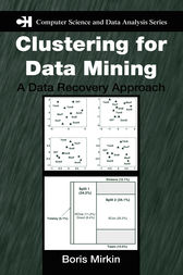 Clustering for Data Mining by Boris Mirkin