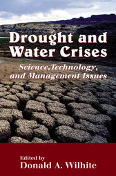 Drought and Water Crises by Donald A. Wilhite