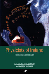 Physicists of Ireland by Mark McCartney