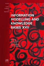 Information Modelling and Knowledge Bases XVII by Y. Kiyoki