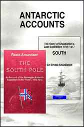 Antarctic Accounts by Roald Amundsen