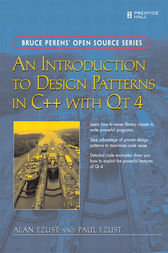 An Introduction to Design Patterns in C++ with Qt 4 by Alan Ezust