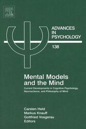 Mental models and the mind ebook by carsten held for Carsten held