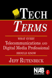 Tech Terms by Jeff Rutenbeck