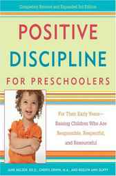 Positive Discipline for Preschoolers by Jane Nelsen
