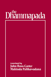 The Dhammapada by John Ross Carter