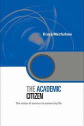 The Academic Citizen