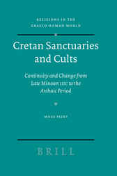 Cretan Sanctuaries and Cults by Mieke Prent