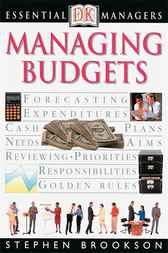 DK Essential Managers: Managing Budgets by DK Publishing