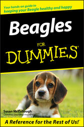 Beagles For Dummies by Susan McCullough