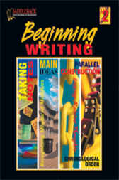 Beginning Writing 2 by Joanne Suter