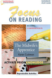 The Midwife's Apprentice Reading Guide by Saddleback Educational Publishing