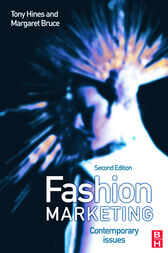 Fashion Marketing by Tony Hines