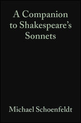 A Companion to Shakespeare's Sonnets by Michael Schoenfeldt