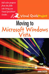 Moving to Microsoft Windows Vista