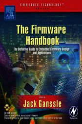 The Firmware Handbook by Jack Ganssle