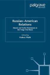 Russian-American Relations by Hafeez Malik