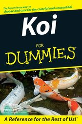 Koi For Dummies by R. D. Bartlett