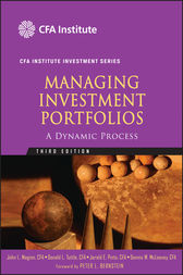 Managing Investment Portfolios by John L. Maginn