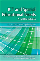 ICT and Special Educational Needs by Lani Florian