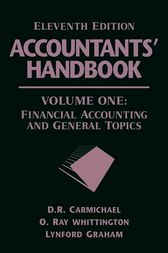 Accountants' Handbook by D. R. Carmichael
