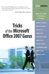 Tricks of the Microsoft Office 2007 Gurus (Adobe Reader)