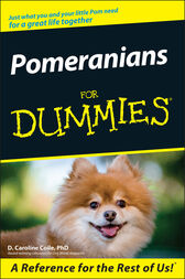 Pomeranians For Dummies by D. Caroline Coile