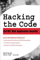 Hacking the Code by Mark Burnett