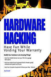 Hardware Hacking by Joe Grand
