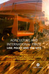 Agriculture and International Trade by M.N. Cardwell