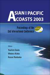 Asian And Pacific Coasts 2003, Proceedings Of The 2nd International Conference