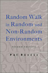 Random Walk In Random And Non-random Environments (second Edition) by Pál Révész