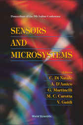Sensors And Microsystems - Proceedings Of The 9th Italian Conference by C. Di Natale