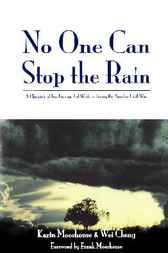No One Can Stop the Rain by Karin Moorhouse