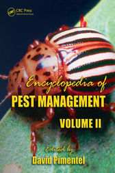 Encyclopedia of Pest Management, Volume II