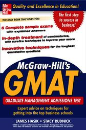 McGraw-Hill's GMAT by James Hasik