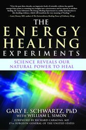 The Energy Healing Experiments by Gary E. Schwartz