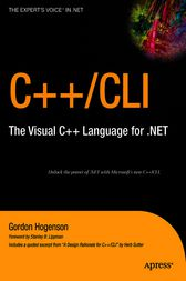 C++/CLI by Gordon Hogenson