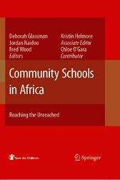 Community Schools in Africa by Deborah Glassman