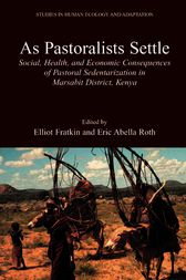 As Pastoralists Settle by Elliot Fratkin